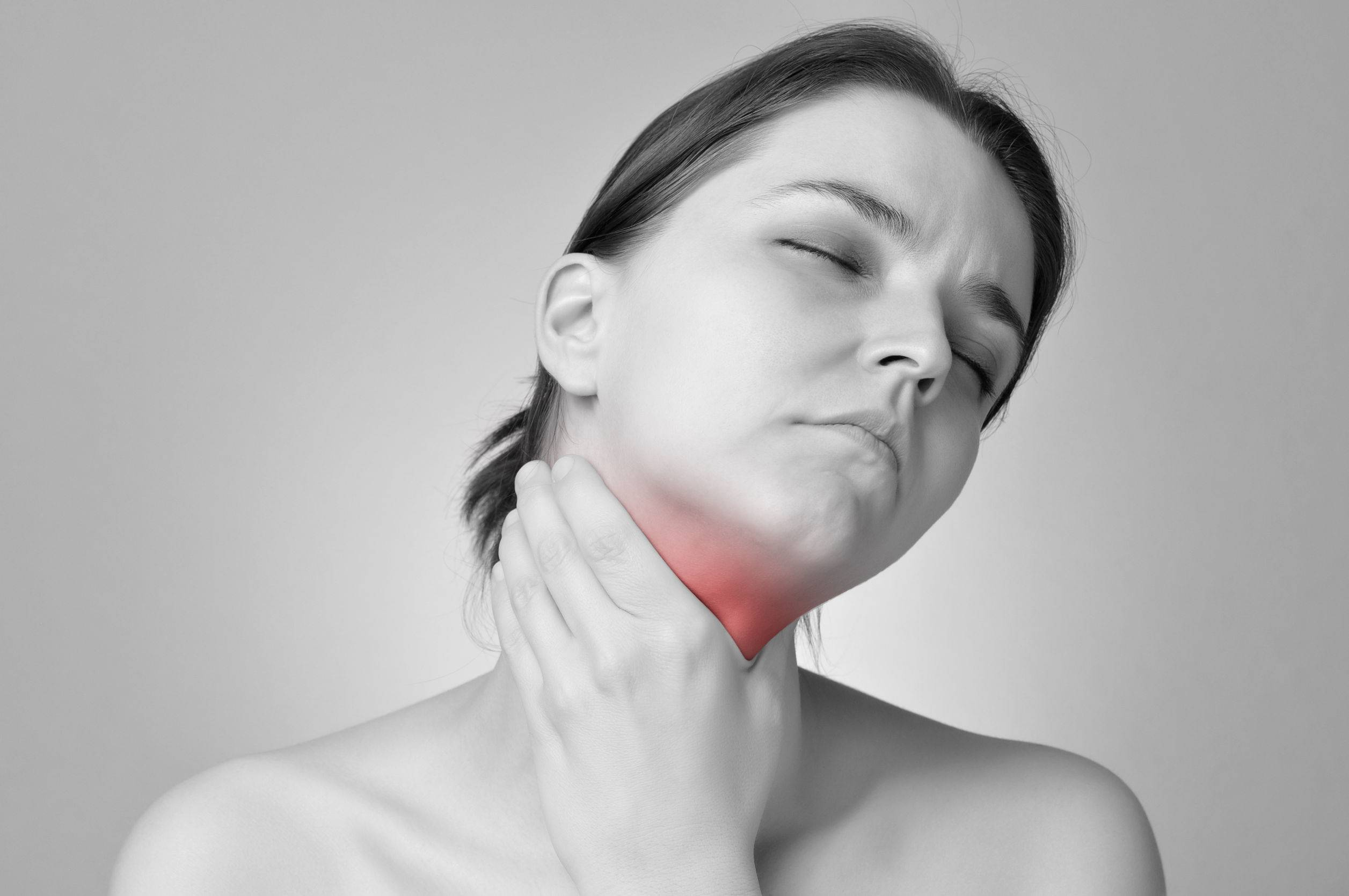 Один из симптомов инфекции